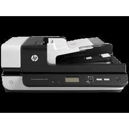 HP Scanjet Enterprise Flow 7500 Flatbed Scanner