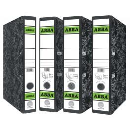 ABBA Arch File, Lever Arch File (Silver)